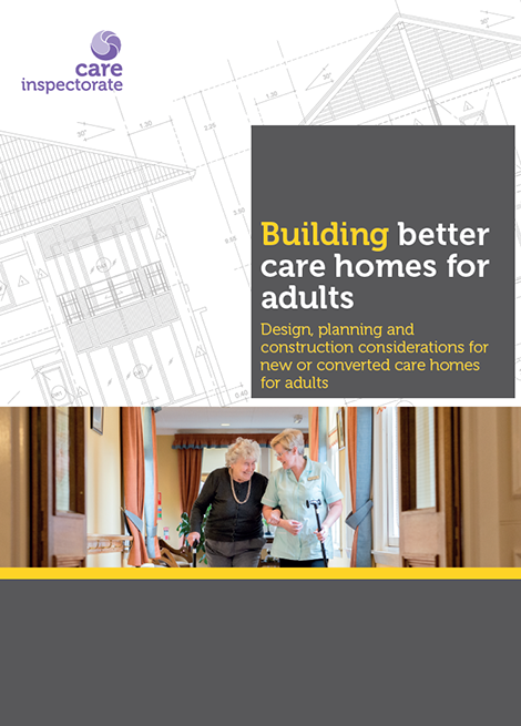 Building better care homes for adults