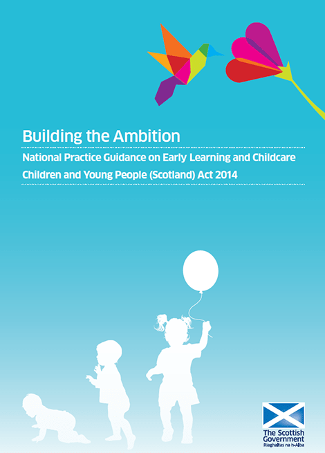 Building the Ambition: National Practice Guidance on Early Learning