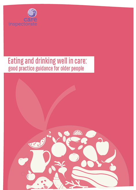 Eating and drinking well in care: good practice guidance for older people image
