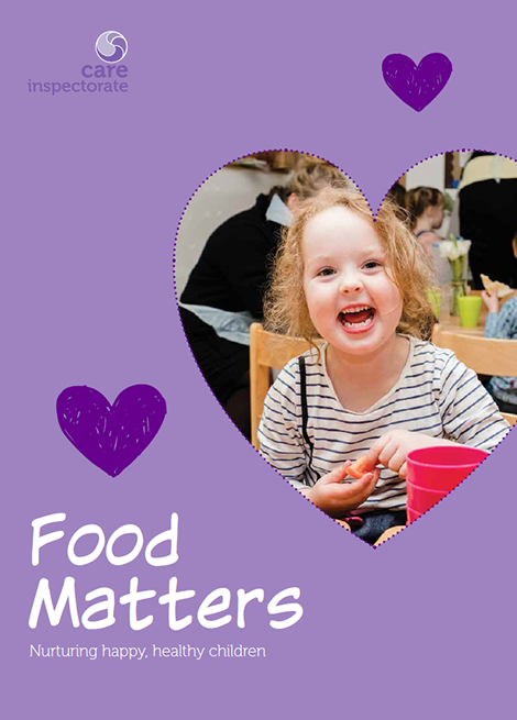 Food Matters: Nurturing happy, healthy children image