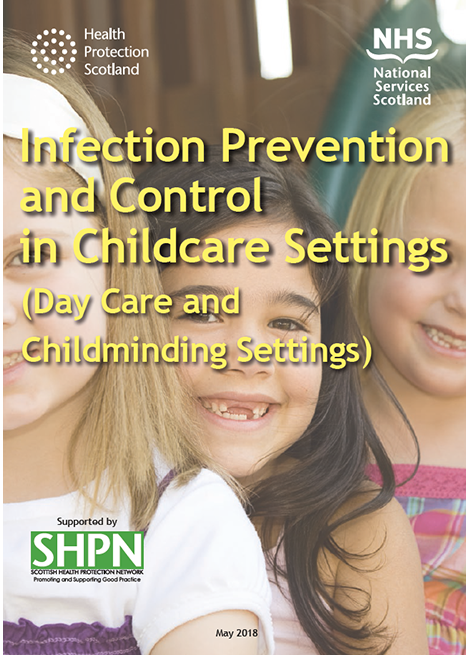 Infection Prevention and Control in Childcare Settings (Day Care and Childminding Settings) image