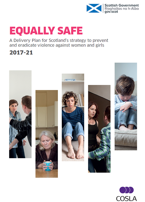 Equally Safe: A Delivery Plan for Scotland's Strategy to Prevent Violence Against Women and Girls image