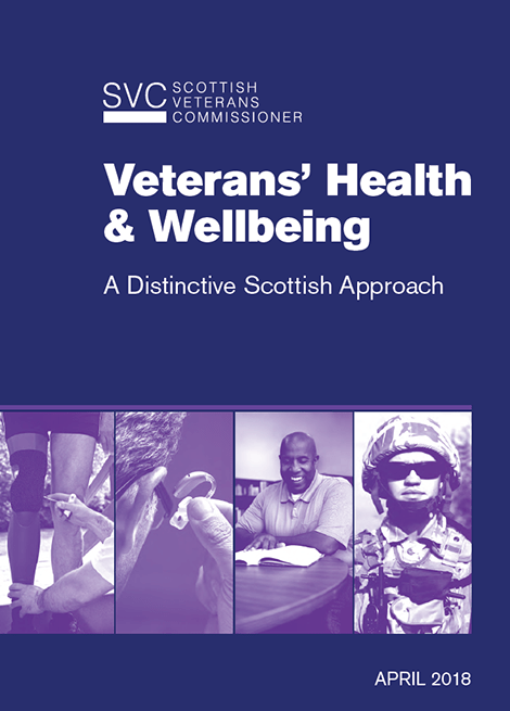Veterans' Health & Wellbeing: A Distinctive Scottish Approach image