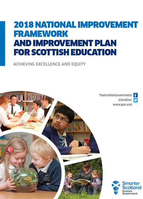 2018 National Improvement Framework and Improvement Plan for Scottish Education: Achieving Excellence and Equity image