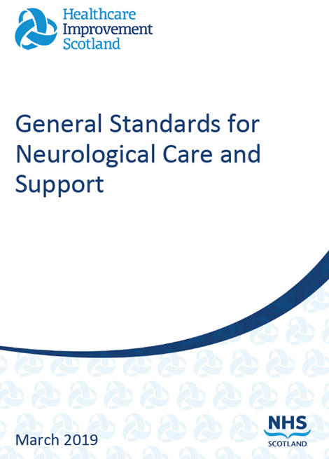 General standards for neurological care and support image