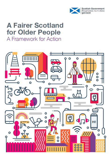 A Fairer Scotland for Older People - A Framework for Action image