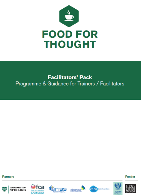 Food for Thought - Facilitators' Pack image