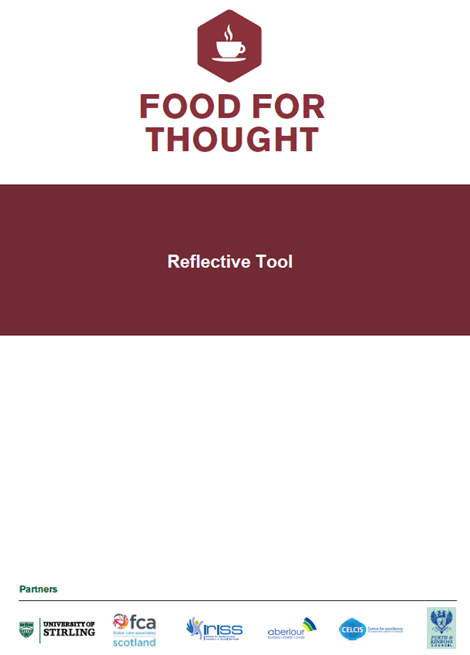 Food for Thought - Reflective Tool image