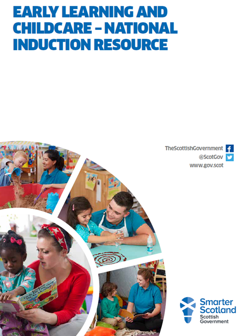 Early learning and childcare - National induction resource image