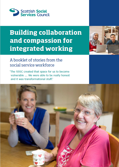 Building collaboration and compassion for integrated working image