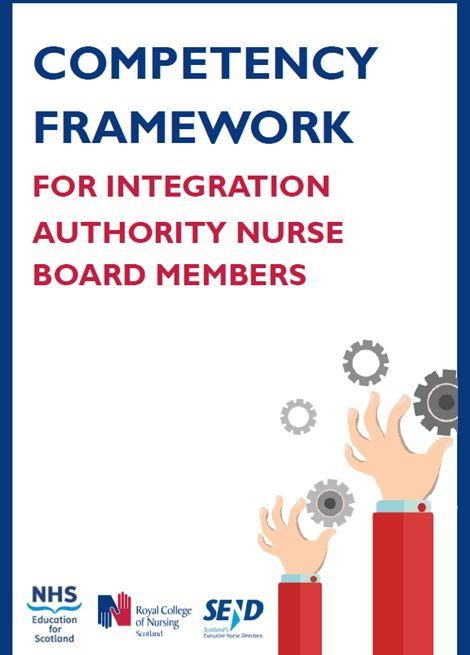 Competency framework for integration authority nurse board members image
