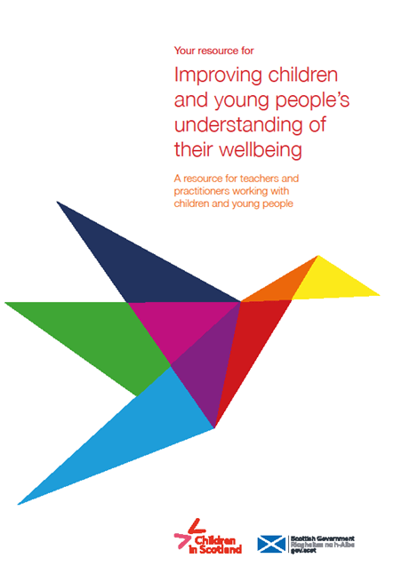 Improving children and young people's understanding of their wellbeing image