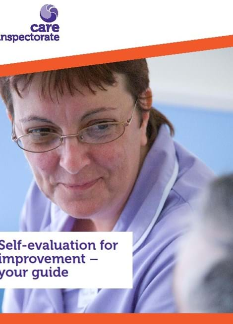 Self-evaluation for improvement – your guide image