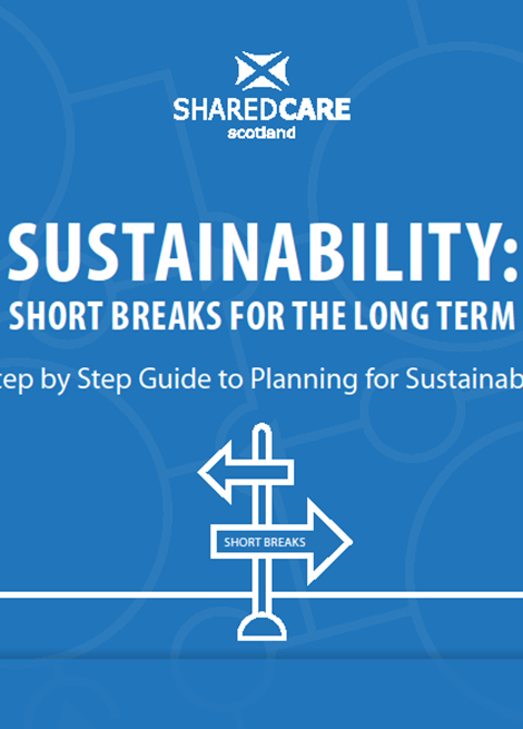 Shared Care Scotland Sustainability Guide image