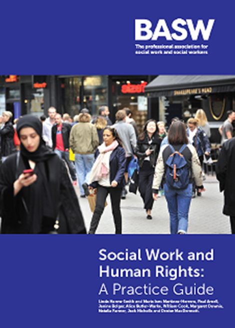 Social Work and Human Rights: A Practice Guide image