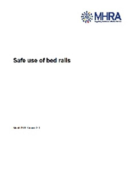 Safe Use of Bed Rails image