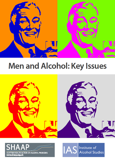 Men and Alcohol - Key Issues image