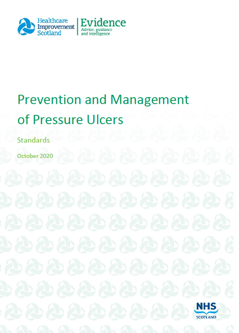 Prevention and Management of Pressure Ulcers Standards image
