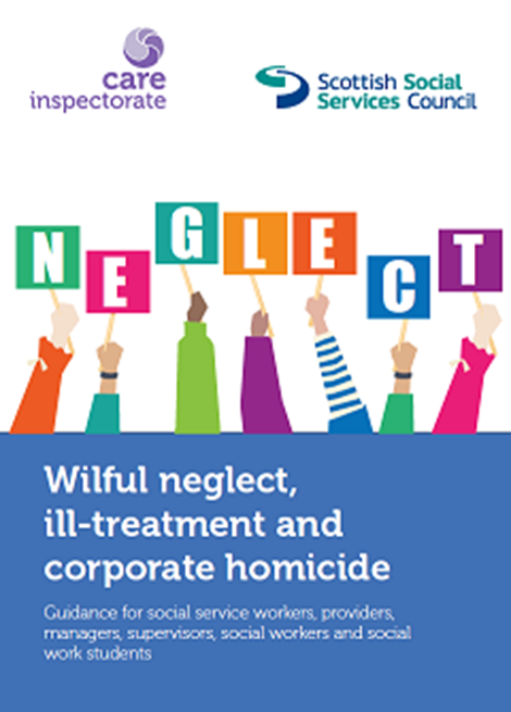 Wilful neglect, ill-treatment and corporate homicide image