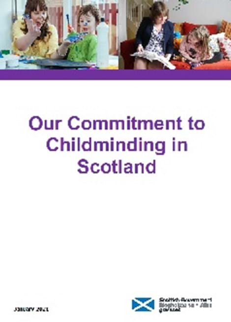 Our Commitment to Childminding in Scotland image