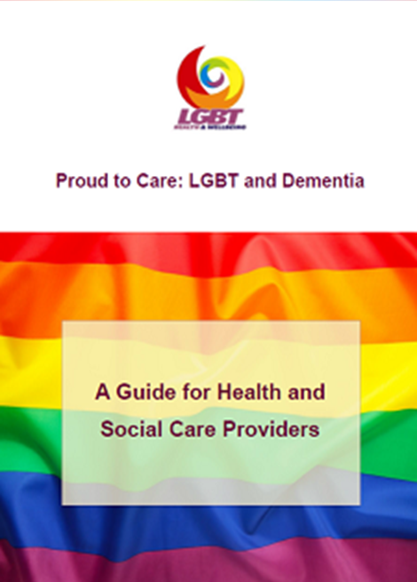 Proud to Care: LGBT and Dementia image